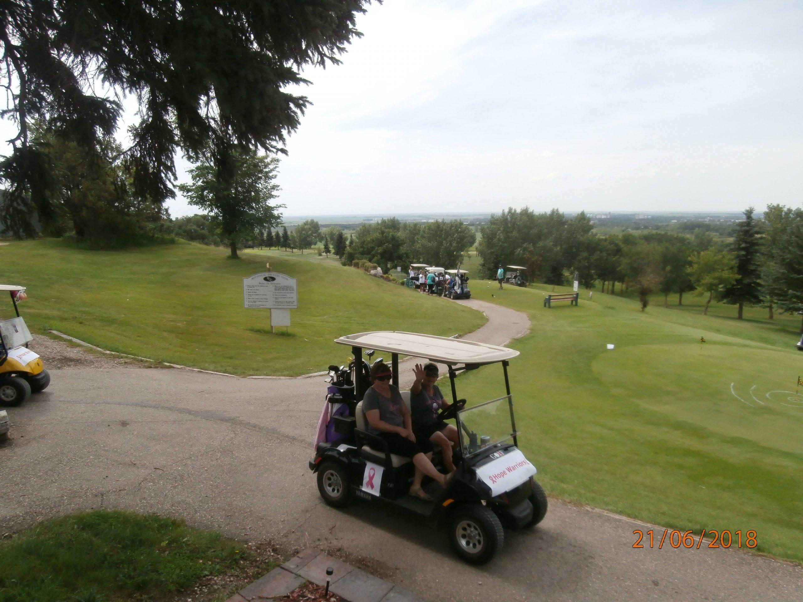 O2018 Golf Tournament